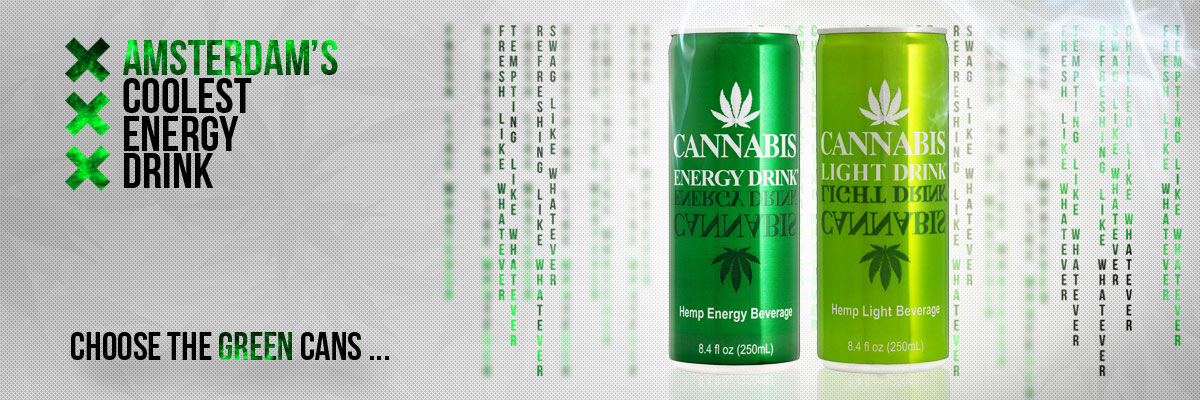 cannabis energy drink slideshow